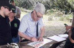 Desbarataron fiesta electrónica clandestina en la Isla Paulino