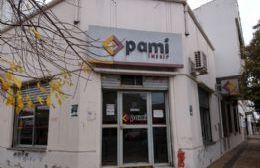 Se resiente la atención en la oficina del PAMI por medida de fuerza de los trabajadores