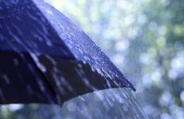 Alerta meteorológico por lluvias intensas y ráfagas de viento