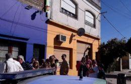 Manifestación frente a la Comisaría Segunda: Comerciantes y vecinos exigieron seguridad