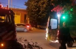 Insólito accidente doméstico: Se clavó un rastrillo en la cabeza