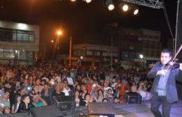 Música, baile y tradición en el cierre de la Fiesta del Provinciano