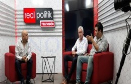 Señor NOVA: Mario Casalongue y Daniel Campillo entrevistaron al intendente de Berisso, Fabián Cagliardi.