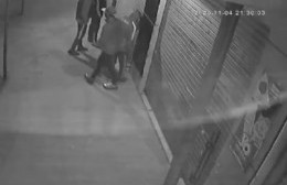 El Carmen: Otro intento de robo captado por las cámaras de seguridad