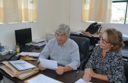 Llamado a licitación para pavimentación de acceso a Escuela Agropecuaria