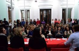 El radicalismo celebró los 70 años del sufragio femenino