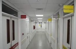 """El Larraín en estado de """"cautela"""": UTI """"llena"""" y se abrió el área de terapia polivalente"""