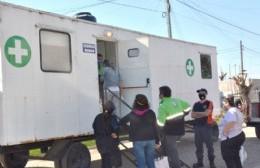 Prevención del COVID-19: Relevamiento y abordaje territorial en El Carmen