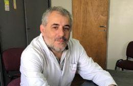 Miguel Nadeff, candidato a presidente del PJ local.