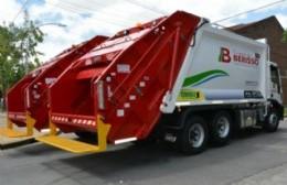 Pese al feriado será normal el servicio de recolección de residuos