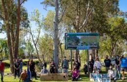 Concientización ambiental: Productiva jornada sobre el Humedal Génova