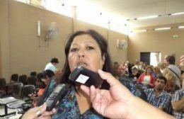 """Gilda Silva en el Día del Trabajador: """"Invitamos a los compañeros a seguir luchando"""""""