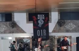 Organización Independiente de Rock Berisso: exitoso festival en Club Villa Nueva