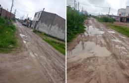 Cotilap: el barrio que permanece a la espera y sobrevive a las lluvias