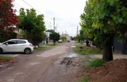 """Vecinos reclaman la presencia de ABSA para conectar """"sólo un ramal"""""""