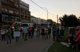 """Nueva movilización contra Pachan Food: """"Venimos a defender el Parque Cívico"""""""