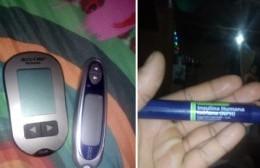 Dos berissenses necesitan insulina con urgencia