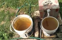 """Sin agua: """"No se trata de un caso puntual sino de toda una ciudad que la está pasando mal"""""""