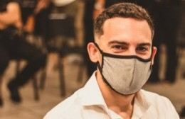 """Agustín Celi: """"Si no hay integración, ya está el pedido de las PASO para participar"""""""