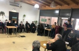 """Ánimos caldeados en la Mosconi: el doctor Rivero lamentó la """"desagradable"""" situación vivida"""