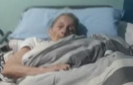 Hilda tiene 90 años y PAMI le cortó la internación domiciliaria