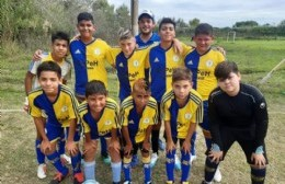 Amistosos del Villa Zula contra Deportivo Berisso