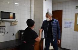 """Municipalización de la Mosconi: Cagliardi apuntó a la negativa de algunos médicos y pidió """"poner el hombro"""""""