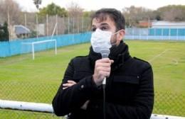"""Juan Manuel Córdoba: """"Esto es fruto del laburo constante destinado a un Club, devolviéndole todo lo que nos dio"""""""