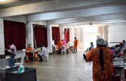Más de 60 personas en la primera jornada de donación de sangre en Villa San Carlos