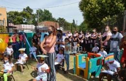 Cálida despedida de la Guardería El Carmen a sus egresados
