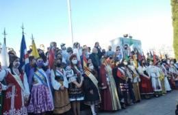 """Arias palpitando la Fiesta del Inmigrante: """"Va a bailar la mayoría de las colectividades, así que estamos muy contentos"""""""