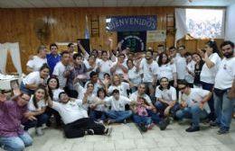 Ferviente lucha por la inclusión: Amigos de Corazón festejó su noveno aniversario