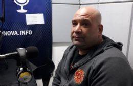 Roberto Scafati, en el aire de BerissoCiudad en Radio.