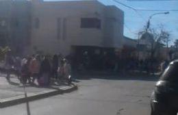 Todos evacuados.