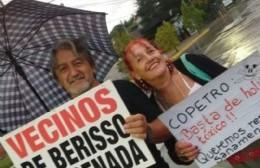 """Despedida al """"Quijote de Barrio Campamento"""": Osvaldo Figoni, un vecino comprometido con el ambiente"""