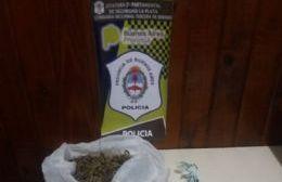 Detenida por darle droga a quien le traía objetos robados