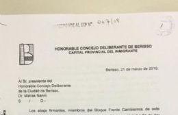 Proyecto de ordenanza para que dirigentes sindicales presenten declaración patrimonial