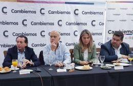 Nedela participó de un encuentro encabezado por ministro de Macri