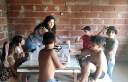 """Merendero """"Lealtad"""": Colecta de juguetes y golosinas para festejar Reyes"""