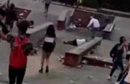 """Violencia en el Skate Park: Cagliardi recordó que Cambiemos """"no le dio importancia"""" a la ley de nocturnidad"""