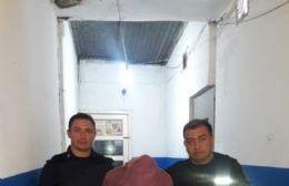 Un detenido por robo en grado de tentativa