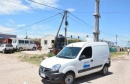 Provisión de agua potable al barrio Cotilap