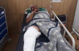 Buscan testigos de un accidente en Montevideo y 12: Motociclista atropelló y se fugó