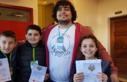 La berissense Bernarda Inama subcampeona en las Olimpiadas de Matemática Ñandú