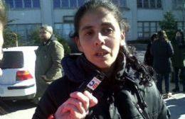 Ana Babán busca una banca en el Concejo Deliberante.