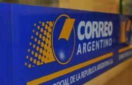 Por problemas salariales hay atención acotada en el Correo Argentino
