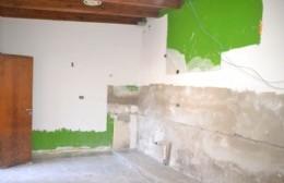Avanzan las obras de remodelación en la sede del STMB