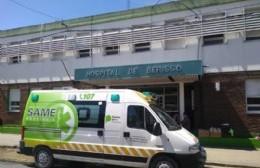 El Hospital Larraín ya cuenta con una nueva ambulancia de alta complejidad
