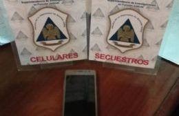 La investigación logró identificar el celular desde donde salió la intimidación y ubicar a su titular.
