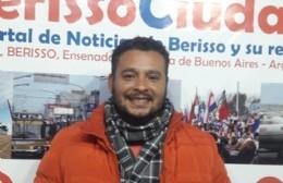 """Sergio Rolón: """"La necesidad es algo que está sucediendo y duele"""""""